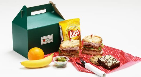 Nino's Boxed Lunches